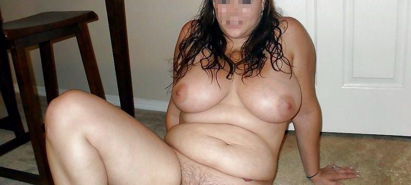 Les gros seins de la grosse coquine