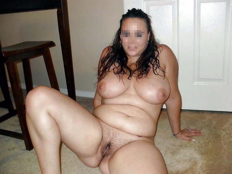 Plan sexe avec une grosse coquine