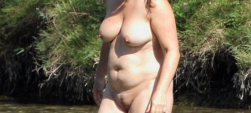 grosse femme nue